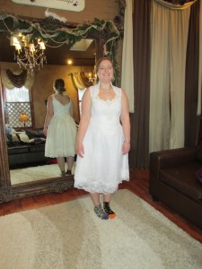 Wedding Dress Alteration After